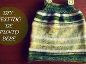 Cómo hacer vestido punto fácil para bebé