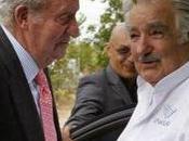 Mujica, presidente republicano, recibió Juan Carlos
