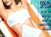 Rosie Huntington-Whiteley portada Esquire increíbles trajes baño