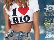 Beatriz Barros protagoniza tres portadas Elle Brasil