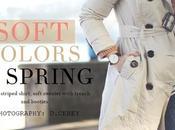 Colores suaves primavera