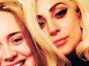 Lady Gaga Adele colaboraran juntas!?