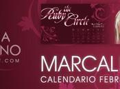 Marcalibro calendario febrero: Ruby Circle Richelle Mead