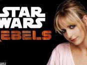 Sarah Michelle Gellar presta Segunda Temporada 'Star Wars Rebels'