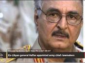 hombre EE.UU. para dirigir Libia
