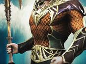 polémica elección Aquaman