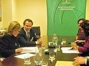 Consejería Salud Sociedad Española Periodoncia Osteointegración firman acuerdo marco colaboración