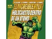 Increíble Hulk. Holocausto dentro átomo