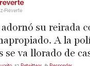 Arturo Pérez-Reverte rentabiliza Twitter lengua viperina