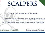 Nuevo outlet Scalpers Factory Sevilla GENIAL.