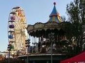 Barcelona niños: parque atracciones Tibidabo