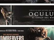 Sitges contracorriente Tour. Lawless, Oculus, Zombeavers Target.