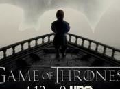 'Game Thrones' Season Desvelados títulos sinopsis oficiales cuatro primeros capítulos.