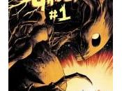 Marvel Comics anuncia nueva serie regular Groot