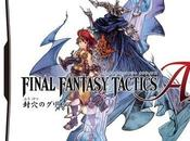 Volviendo adolescencia: Final Fantasy Tactis Grimoire Rift