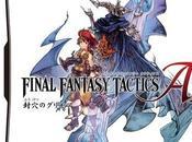 Volviendo adolescencia: Final Fantasy Tactis Grimoire Rift