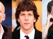 Bruce Willis, Jesse Eisenberg Kristen Stewart nuevo Woody Allen