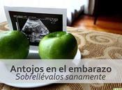 Cómo satisfacer antojos embarazo