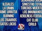 Iberia Festival 2015: Ilegales, Unión, Jaime Urrutia, Burning, Seguridad Social, Siniestro Total...