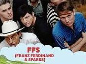 Franz Ferdinand Sparks presentarán proyecto conjunto 2015