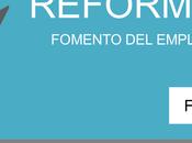 Reforma laboral Febrero 2015 para Fomento empleo
