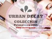 Urban Decay Spring 2015 Collection