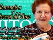 Grabación Biblioteca Encantada Homenaje Montserrat