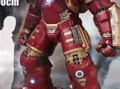 Estatua Hulkbuster Vengadores: Ultrón tamaño real