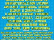 Sansan Festival llega Barcelona directos Carlos Sadness Triángulo Amor Bizarro