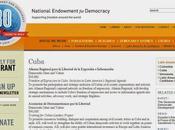 Programa Cuba 2014: dinero para parásitos vividores contrarrevolución cubana