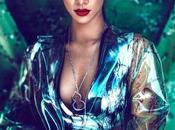 Rihanna ensueño posa para Bazaar