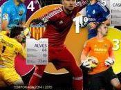 Diego Alves sigue cabeza ranking Liga BBVA