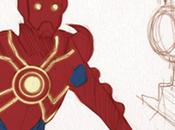Spidey estrena armadura 'Armor Wars'