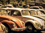 Caravana coches clásicos organizada Club Volkswagen Escarabajo Sevilla