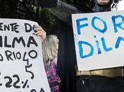 Dilma divide Brasil: promueve marcha apoyo antes #15M