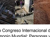 Personas comunidades. Nuevas maneras pensar Patrimonio Mundial.
