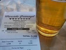 cerveza barata España