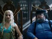 """Blank Page"" Nerdist parodia 'Game Thrones' ritmo Taylor swift."