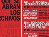 Jornadas contra impunidad ayer hoy: marzo