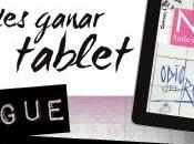 ¡Gana tablet saga Odio Rosa!