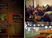 Gastronomía clandestina movimiento. Nomade, restaurante Madrid