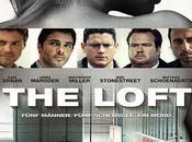 loft, apartamento, cinco amigos, asesino