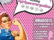 Mujeres poder colaborativo #girlpowerargentina