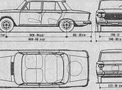 Fiat 1300 1961