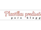 Plantillas prediseñadas para blogger Diseño personalizado