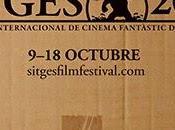 Cartel oficial Festival Sitges 2015