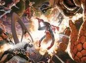 Listado series regulares canceladas para Secret Wars