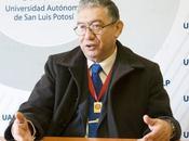 """Catedrático UASLP recibió medalla """"Alfonso Quiroz Cuarón"""""""