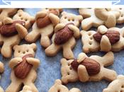 Galletas ositos frutos secos