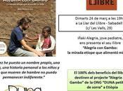 Martes Marzo presentación Llar Llibre Sabadell